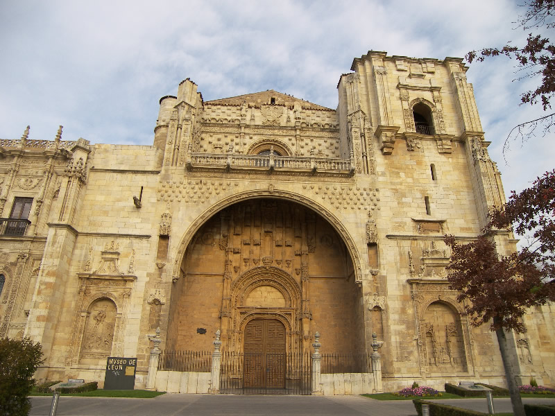 Bóveda iglesia de San Marcos (2)